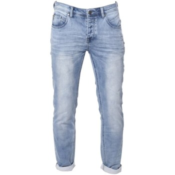 Vêtements Homme Jeans Deeluxe Jeans slim Steeve bleach