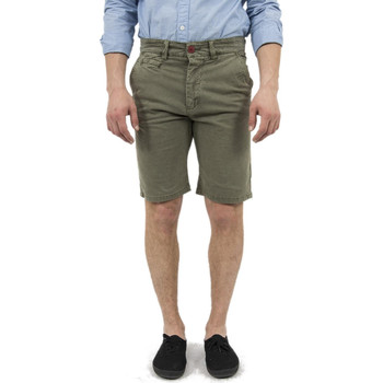 Vêtements Homme Shorts / Bermudas Lee Cooper shorts bermudas  006141 nash 2515 vert vert