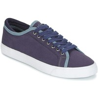 Chaussures Baskets mode Hackett MR CLASSIC PLIMSOLE Bleu