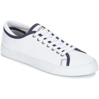 Chaussures Baskets mode Hackett MR CLASSIC PLIMSOLE Blanc