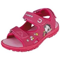 Chaussures Enfant Baskets basses Kappa Whinny Sun K Rouge