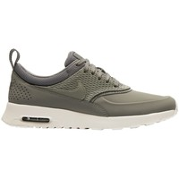 Chaussures Femme Baskets basses Nike Wmns Air Max Thea Premium Leather Gris