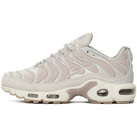 Chaussures Femme Baskets basses Nike Wmns Air Max Plus LX Rose-Blanc