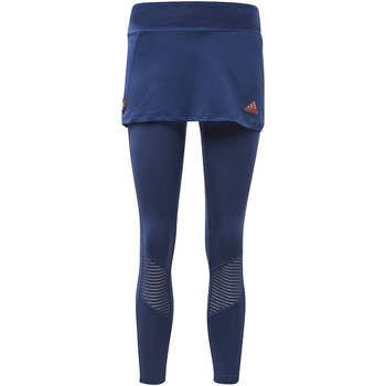 Vêtements Femme Leggings adidas Performance Legging Roland Garros Skirt blue