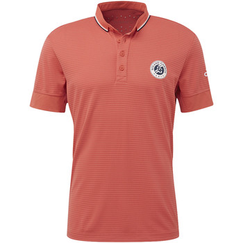 Vêtements Homme Polos manches courtes adidas Performance T-shirt Roland Garros Climachill red