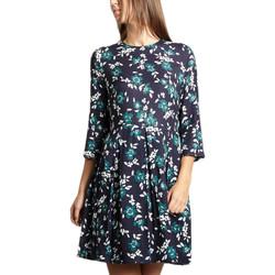 Vêtements Femme Robes courtes Cuisse De Grenouille DIVINE Bleu