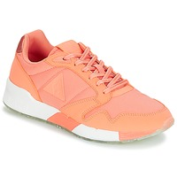 Chaussures Femme Baskets basses Le Coq Sportif OMEGA X W METALLIC papaya punch