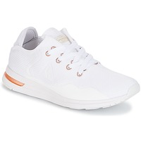 Chaussures Femme Baskets basses Le Coq Sportif SOLAS W SPARKLY/S LEATHER blanc