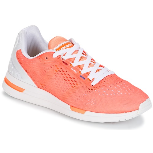 Chaussures Femme Baskets basses Le Coq Sportif LCS R PRO W ENGINEERED MESH papaya punch