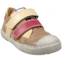 Chaussures Fille Baskets basses Mod'8 Mod8 Basket Kayak Marron Marron