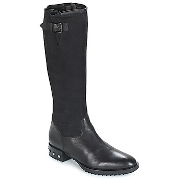 Chaussures Femme Bottes ville Mam'Zelle XANE Noir
