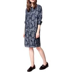 Vêtements Femme Robes courtes Harris Wilson CESARIA Bleu