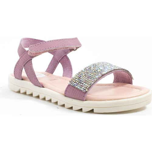 Chaussures Femme Sandales et Nu-pieds Gioseppo Sandales et nu-pieds cuir rose