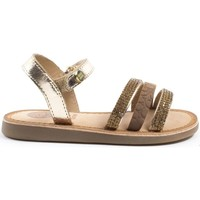 Chaussures Femme Sandales et Nu-pieds Gioseppo Sandales et nu-pieds cuir or