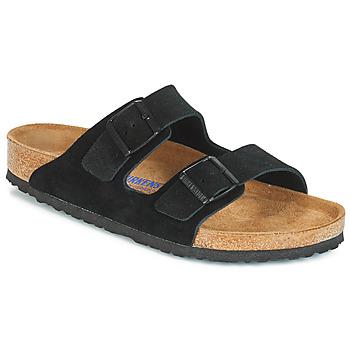 premium selection d90a4 8b920 Chaussures Homme Mules Birkenstock ARIZONA SFB Noir