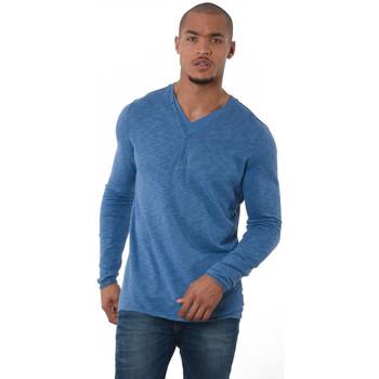 Vêtements Homme Pulls Kaporal Pull Homme Relmi Jeans Bleu