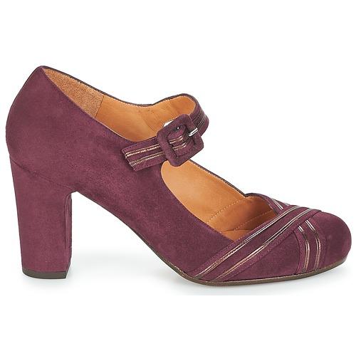 Chaussures Femme Escarpins Chie Mihara Bordeaux Kalei EID9HW2