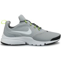 Chaussures Homme Baskets basses Nike Presto Fly Gris Gris