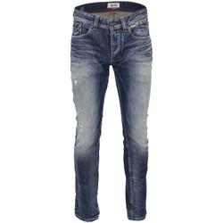 Vêtements Homme Jeans slim Tommy Hilfiger 1957889090 bleu