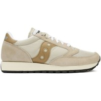 Chaussures Homme Baskets mode Saucony Zapatillas Hombre Jazz O Vintage Beige Beige