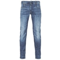 Vêtements Homme Jeans slim G-Star Raw D-STAQ 5-PKT SLIM Bleu Medium Indigo Aged