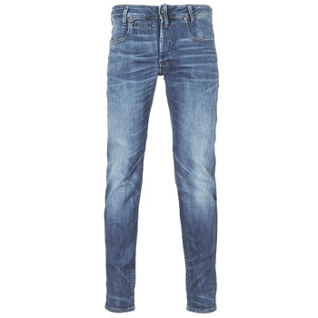 Vêtements Homme Jeans slim G-Star Raw D-STAQ 5-PKT SLIM Bleu