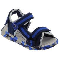 Chaussures Enfant Sandales et Nu-pieds Lumberjack BART SANDALO STRAPPO Sandales Multicolor