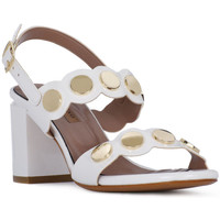 Chaussures Femme Sandales et Nu-pieds Albano GLASS BIANCO Bianco