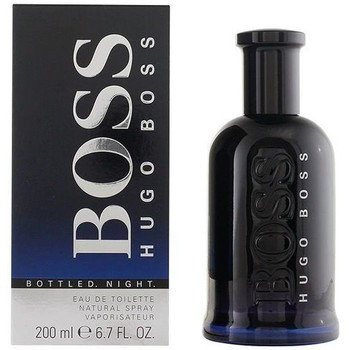 Beauté Homme Parfums Hugo Boss-Boss Parfum Homme Boss Bottled Night  EDT Autres