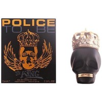 Beauté Homme Parfums Police Parfum Homme To Be The King  EDT Autres