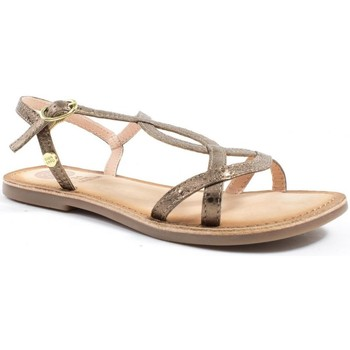 Chaussures Femme Sandales et Nu-pieds Gioseppo Sandales et nu-pieds  Fille or or