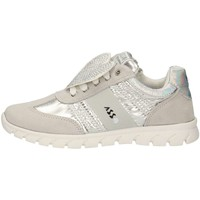 Chaussures Fille Baskets basses Asso 62506 BLANC