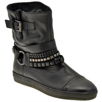 Chaussures Femme Bottines Janet&Janet Socket Ville Bottines Noir