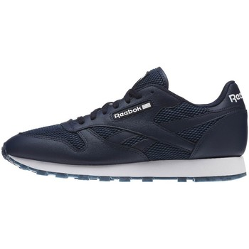 Chaussures Homme Baskets basses Reebok Sport Classic Leather NM Noir