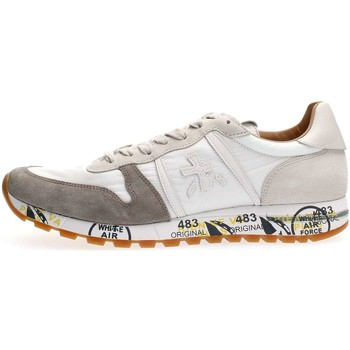 Chaussures Homme Baskets basses Premiata ERIC SNEAKERS Homme WHITE WHITE