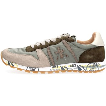 Chaussures Homme Baskets basses Premiata ERIC SNEAKERS Homme GREY GREY