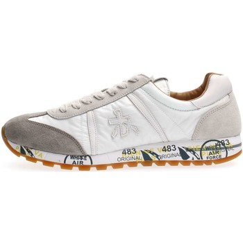 Chaussures Homme Baskets basses Premiata LUCY SNEAKERS Homme WHITE WHITE