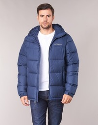 Vêtements Homme Doudounes Columbia PIKE LAKE HOODED JACKET Marine