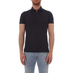 Vêtements Homme Polos manches courtes Della Ciana 52301 Polo Homme Navy Navy