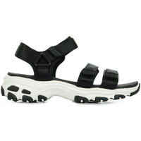Chaussures Femme Sandales sport Skechers D'Lites Fresh Catch noir