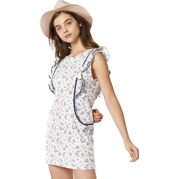 Vêtements Femme Robes courtes Maggie Sweet Vestido P2182526 Arizona Azul Bleu