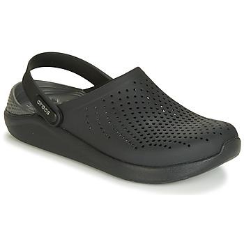 Chaussures Sabots Crocs LITERIDE CLOG Noir