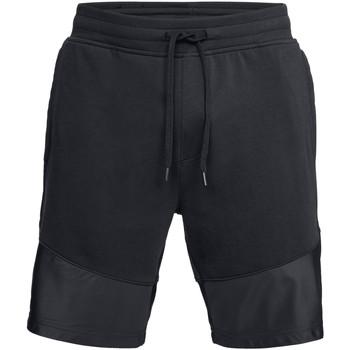 Vêtements Homme Shorts / Bermudas Under Armour Short  Threadborne Terry - Ref. 1306477-001 Noir