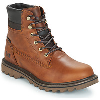 Chaussures Homme Boots Caterpillar DEPLETE WP Brown