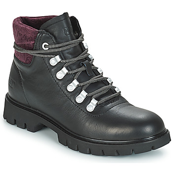 Chaussures Femme Bottines Caterpillar HANDSHAKE Black / purple