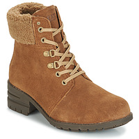 Chaussures Femme Bottines Caterpillar CORA FUR Brown