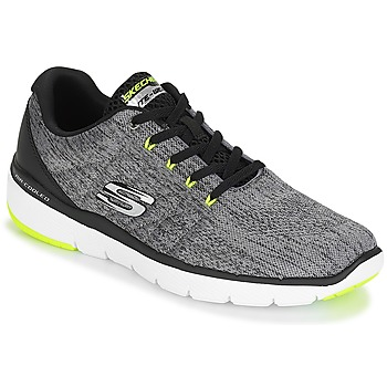 Chaussures Homme Fitness / Training Skechers FLEX ADVANTAGE 3.0 Gris