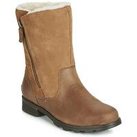 Chaussures Femme Boots Sorel EMELIE FOLDOVER Camel
