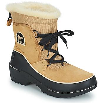 Chaussures Femme Bottes de neige Sorel TORINO Camel