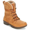 Chaussures Femme Bottes ville Sorel MEADOW LACE PREMIUM Elk